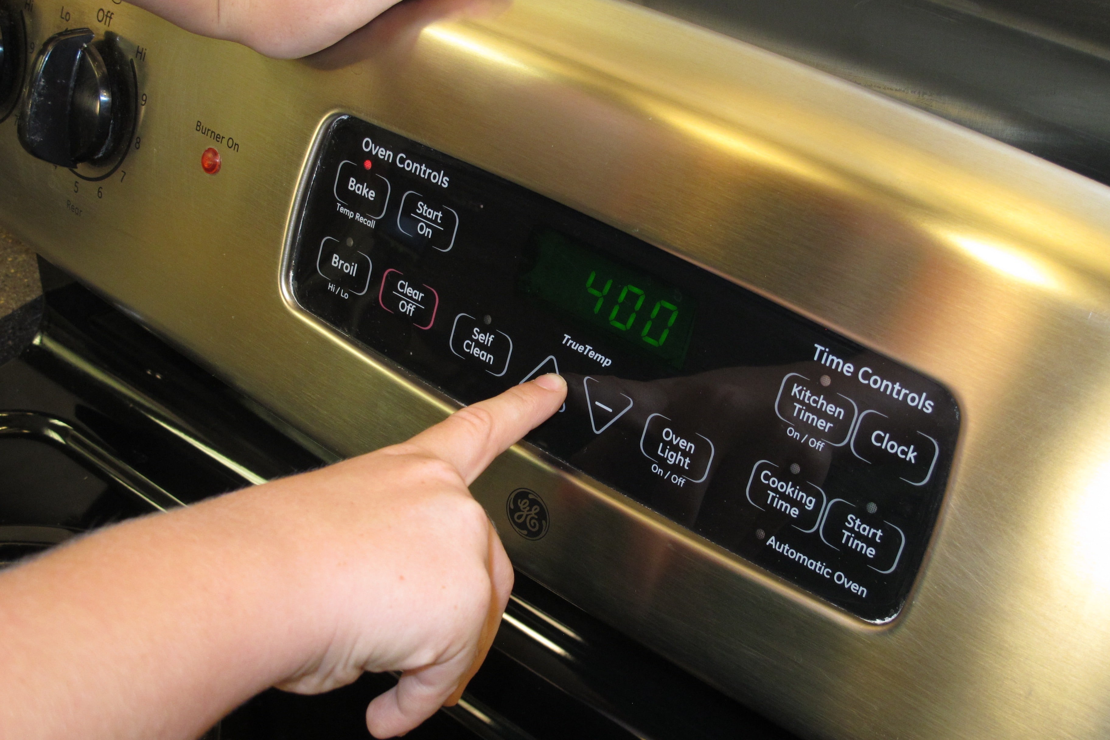Preheat the oven to 400°F.